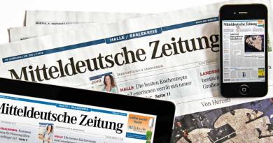 MitteldeutscheZeitungCommander - DruckInstallationen