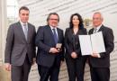 Auszeichnung für Mosca GmbH durch Land Baden-Württemberg