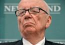 Umsatz bei Murdochs News Corp bricht ein