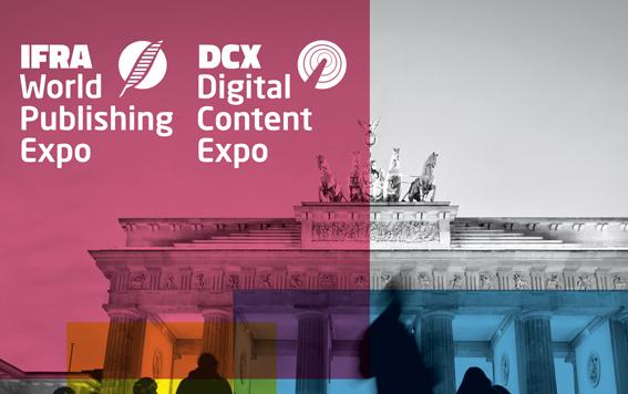 47. IFRA Expo und Digital Content Expo bis 12. Oktober in Berlin