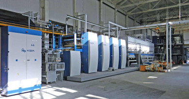 Compacta 818 für die Euro-Druckservice GmbH