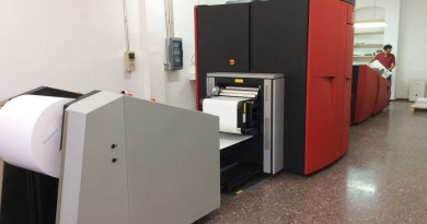 Thomson Press installs India's first Xeikon 9600