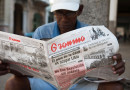 Neun Unisets für kubanische Staatszeitung