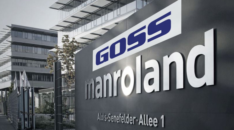 Manroland & Goss: Rollen-Elephantenhochzeit nun abgeschlossen