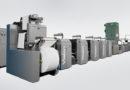 Neue Vision-Rollenoffsetdruckmaschine von DG Press Services