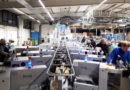 Zeitungsverlag Rubens stärkt Weiterverarbeitung