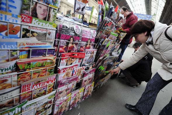 Ungarn zentralisiert regierungsfreundliche Medien